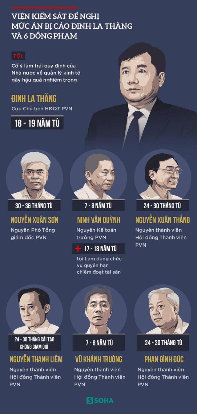 Ông Đinh La Thăng: Bị cáo chắc không còn đủ thời gian để chấp hành án - Ảnh 3.