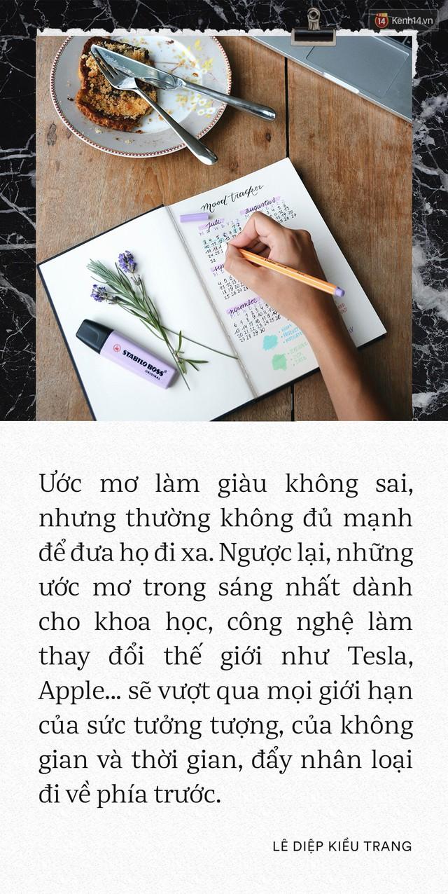 Giám đốc Facebook Việt Nam Lê Diệp Kiều Trang: Học giỏi không có nghĩa là làm việc giỏi - Ảnh 12.