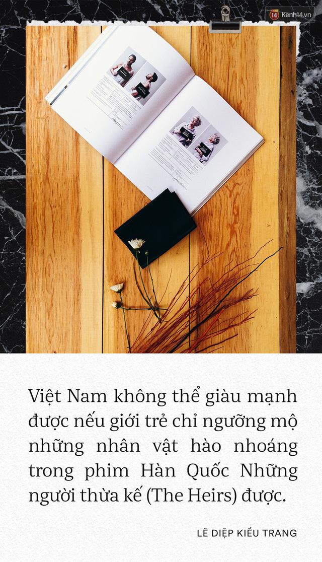 Giám đốc Facebook Việt Nam Lê Diệp Kiều Trang: Học giỏi không có nghĩa là làm việc giỏi - Ảnh 13.