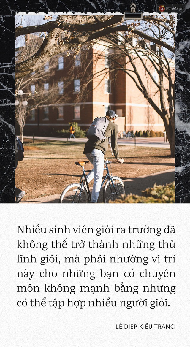 Giám đốc Facebook Việt Nam Lê Diệp Kiều Trang: Học giỏi không có nghĩa là làm việc giỏi - Ảnh 9.
