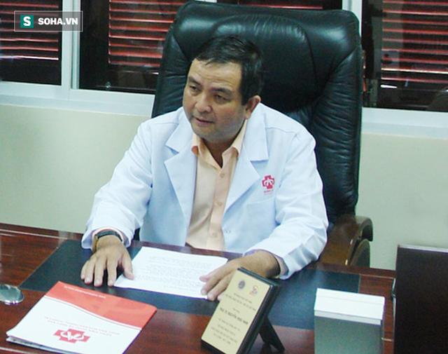 Chuyên gia tim mạch đầu ngành: có 3 triệu chứng điển hình này cần tới viện ngay lập tức - Ảnh 1.