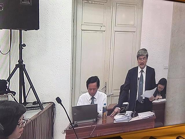 Phiên tòa chiều 24/3: Luật sư cho rằng VKS nhận xét ông Thăng chuyên quyền độc đoán là ảnh hưởng nghiêm trọng đến uy tín ông Thăng - Ảnh 1.