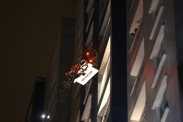 Cư dân Carina Plaza chưa bao giờ được hướng dẫn an toàn cháy nổ? - Ảnh 1.