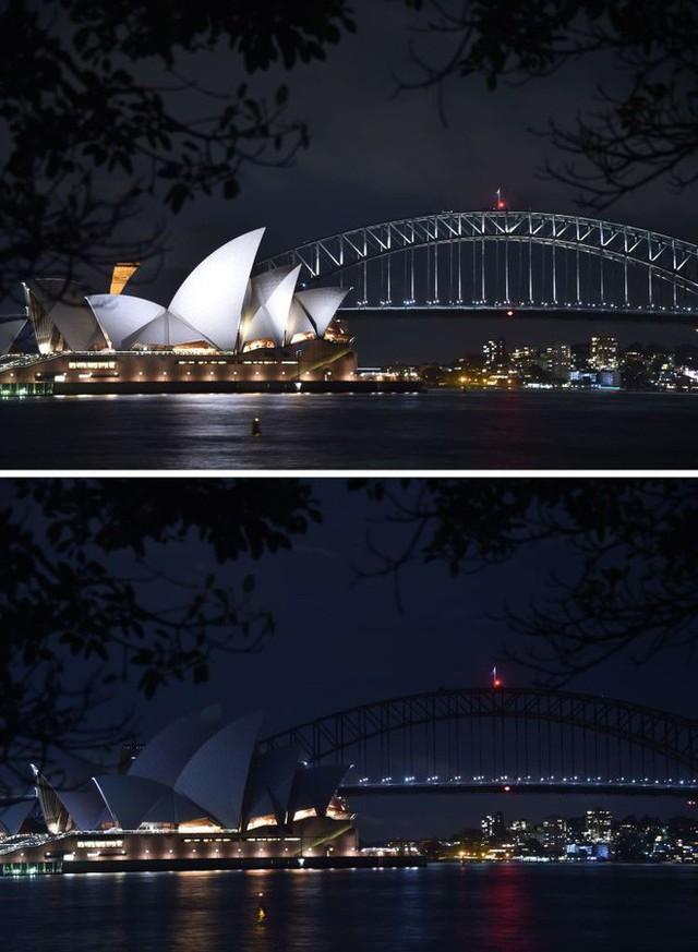 Từ khắp nơi trên thế giới, hàng loạt thành phố tắt đèn chào đón giờ trái đất 2018 - Ảnh 3.