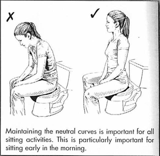 Hướng dẫn đứng và ngồi đúng cách, giúp dân văn phòng giảm nguy cơ đau mỏi cột sống - Ảnh 5.