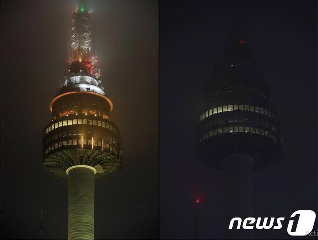 Từ khắp nơi trên thế giới, hàng loạt thành phố tắt đèn chào đón giờ trái đất 2018 - Ảnh 8.
