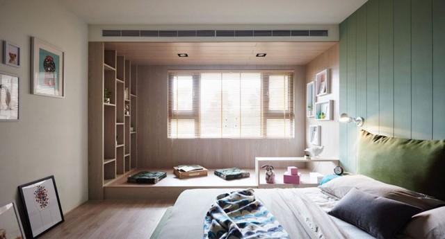 Thiết kế căn hộ đẹp như mơ của cặp vợ chồng trẻ 11.
