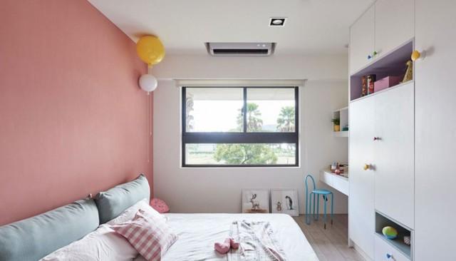 Căn hộ có thiết kế nội thất đẹp như mơ của cặp vợ chồng trẻ - Ảnh 13.