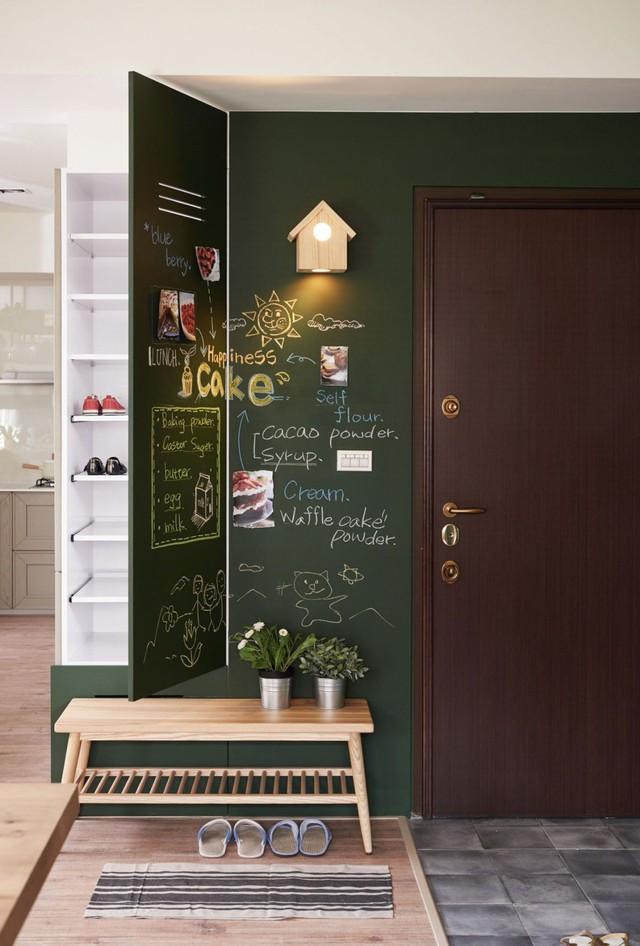 Căn hộ có thiết kế nội thất đẹp như mơ của cặp vợ chồng trẻ - Ảnh 5.