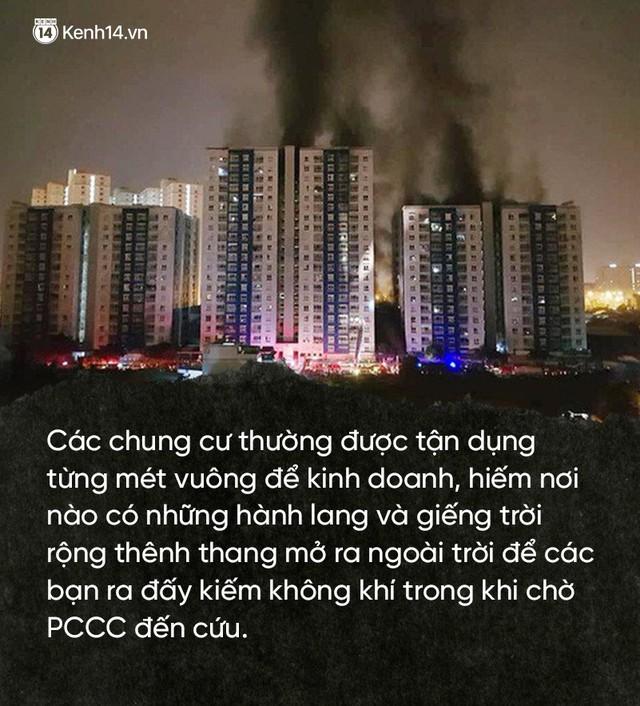Từ bức ảnh gương mặt 2 em bé ám đầy khói đen: Đừng giết bản thân và hàng xóm vì những sự hồn nhiên khi sống trong chung cư - Ảnh 5.