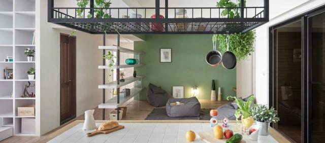 Căn hộ có thiết kế nội thất đẹp như mơ của cặp vợ chồng trẻ - Ảnh 7.