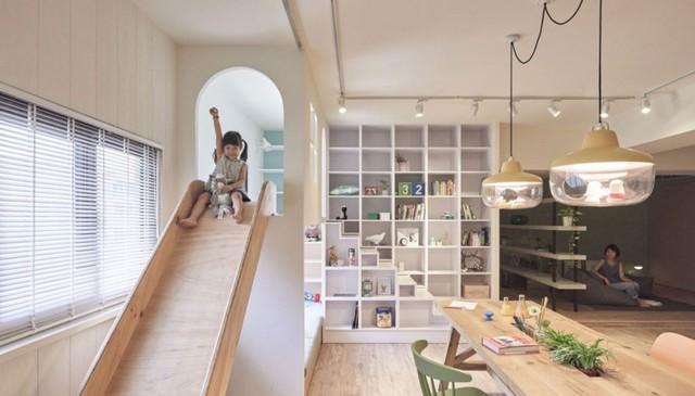 Căn hộ có thiết kế nội thất đẹp như mơ của cặp vợ chồng trẻ - Ảnh 10.