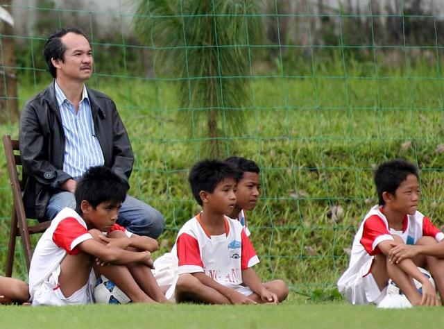 Đoàn Nguyên Đức: Ông bầu có sức ảnh hưởng lớn đến nền bóng đá Việt Nam và người hâm mộ - Ảnh 1.