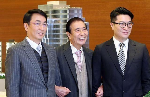 Người thừa kế của 5 gia tộc hàng đầu Hồng Kông - Ảnh 2.