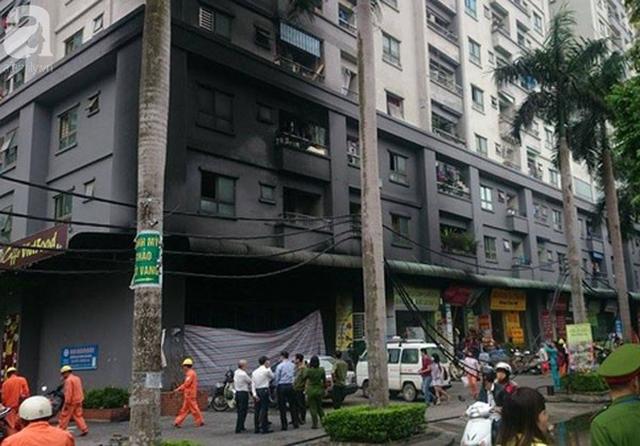 Sau vụ hỏa hoạn tòa nhà Carina khiến 13 người chết: Nhiều chung cư Hà Nội hốt hoảng kêu cứu - Ảnh 2.