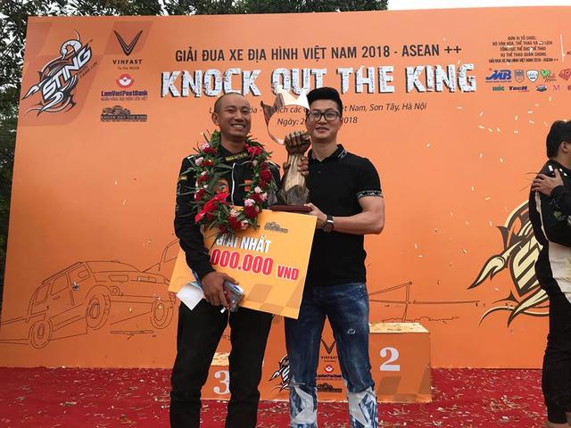 Sau những màn so tài khốc liệt, đã tìm ra người chiến thắng Giải đua xe địa hình đối kháng KOK đầu tiên tại Việt Nam - Ảnh 2.