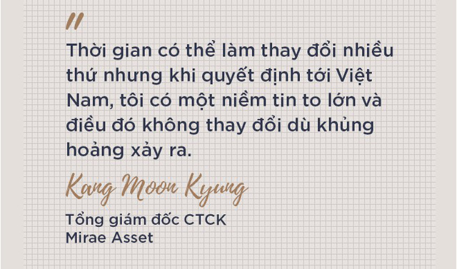 Duyên nợ đặc biệt của vị CEO Hàn Quốc với chứng khoán Việt Nam - Ảnh 5.
