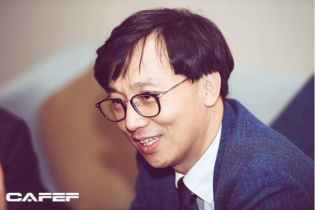 Duyên nợ đặc biệt của vị CEO Hàn Quốc với chứng khoán Việt Nam - Ảnh 6.