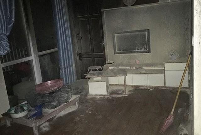 Nhiều toà nhà Tây Nam Linh Đàm tê liệt hệ thống PCCC - Ảnh 2.
