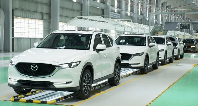 """Thị trường ôtô phổ thông - """"sân chơi"""" của xe nội và ASEAN - Ảnh 1."""