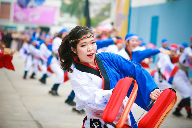 Câu chuyện về Yosakoi: Điệu nhảy vực tinh thần Nhật Bản sau chiến tranh rồi trở nên nổi tiếng toàn thế giới - Ảnh 4.