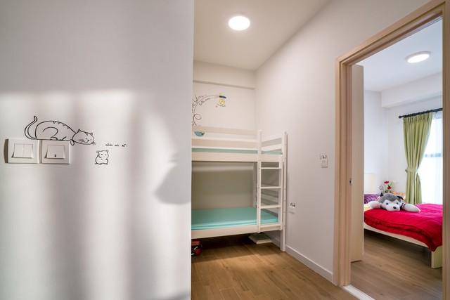Chỉ với 80 triệu đồng nội thất, căn hộ từng được hàng nghìn người xếp hàng mua đẹp như mơ - Ảnh 6.