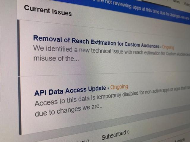 Facebook đột ngột dừng cấp API ở Việt Nam, dân bán hàng Online khóc nghẹn - Ảnh 2.