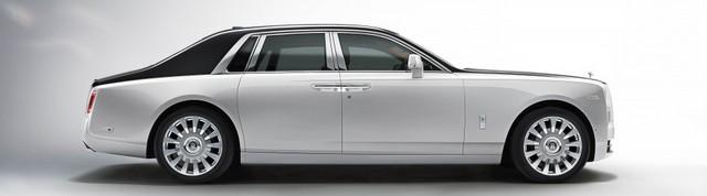 Cận cảnh Rolls-Royce Phan Tom VIII: Siêu xe sang khiến bạn cách biệt hoàn toàn thế giới bên ngoài  - Ảnh 1.