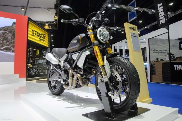 Ducati Scrambler 1100 ra mắt tại Thái Lan: Niềm mơ ước của dân chơi xe  - Ảnh 2.
