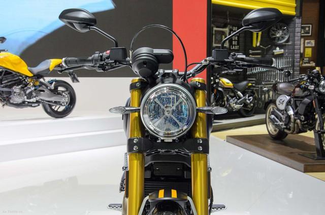 Ducati Scrambler 1100 ra mắt tại Thái Lan: Niềm mơ ước của dân chơi xe  - Ảnh 3.