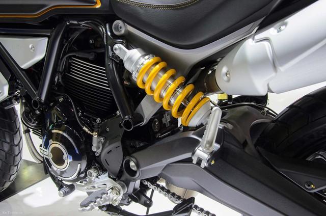 Ducati Scrambler 1100 ra mắt tại Thái Lan: Niềm mơ ước của dân chơi xe  - Ảnh 5.