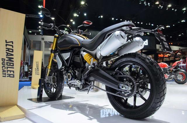 Ducati Scrambler 1100 ra mắt tại Thái Lan: Niềm mơ ước của dân chơi xe  - Ảnh 7.