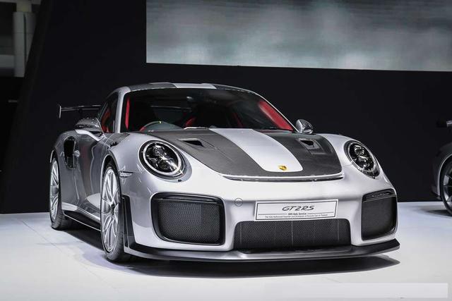 Siêu xe mạnh mẽ nhất lịch sử Porsche xuất hiện tại triển lãm ô tô lớn nhất Đông Nam Á - Ảnh 3.