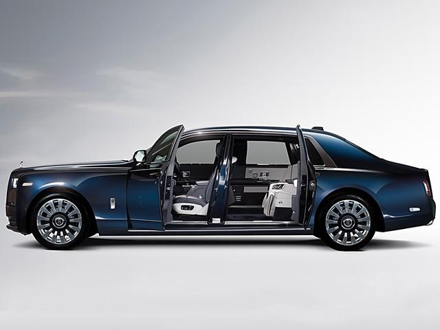 Cận cảnh Rolls-Royce Phan Tom VIII: Siêu xe sang khiến bạn cách biệt hoàn toàn thế giới bên ngoài  - Ảnh 5.