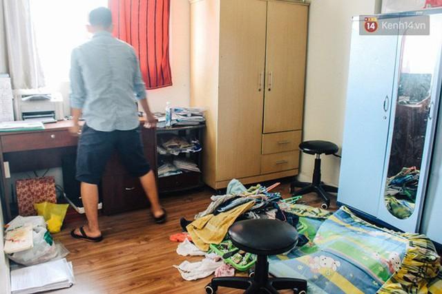 Khổ như cư dân chung cư Carina sau vụ cháy: Cõng tủ lạnh xuống mấy tầng lầu, dùng ròng rọc chuyển đồ suốt nhiều ngày liền - Ảnh 9.