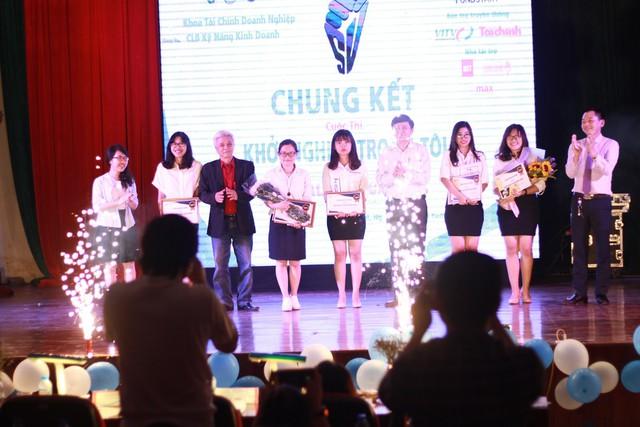 Khởi nghiệp trẻ 2018: Cuộc thi tạo cơ hội phát triển cho sinh viên đam mê kinh doanh  - Ảnh 2.