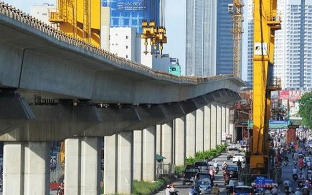 Lùi tiến độ đường sắt Cát Linh - Hà Đông đến năm 2021