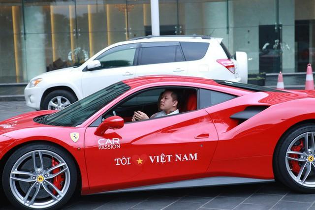 Cường Đô La dẫn đầu đoàn thẳng tiến Lào Cai, bắt đầu hành trình siêu xe Car & Passion 2018 - Ảnh 13.