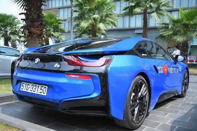 Dàn siêu xe tham dự Car & Passion 2018 đổ bộ khách sạn Hà Nội - Ảnh 15.
