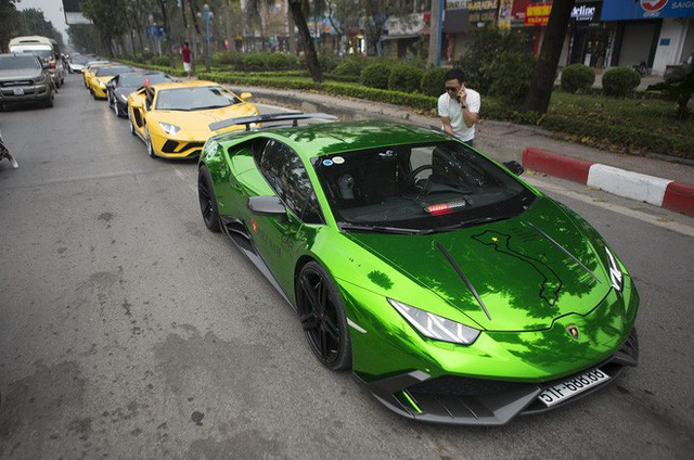 Cường Đô La dẫn đầu đoàn thẳng tiến Lào Cai, bắt đầu hành trình siêu xe Car & Passion 2018 - Ảnh 5.