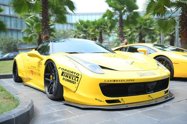 Dàn siêu xe tham dự Car & Passion 2018 đổ bộ khách sạn Hà Nội - Ảnh 7.