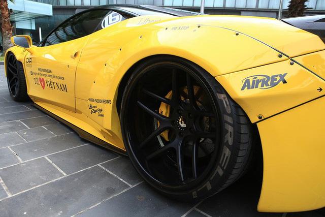 Dàn siêu xe tham dự Car & Passion 2018 đổ bộ khách sạn Hà Nội - Ảnh 9.