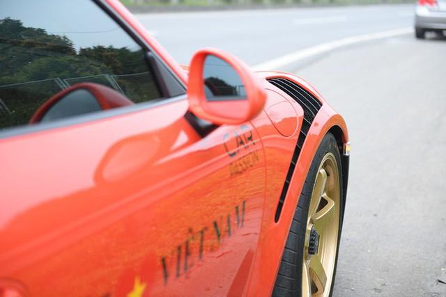 Vì sao Cường Đôla không sử dụng Lamborghini trong hành trình Car & Passion 2018? - Ảnh 10.
