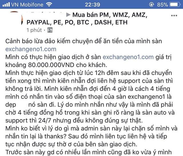 Từ vụ thất thoát 8 tỷ đồng do kế toán rút ruột công quỹ chơi bitcoin đến bài học cảnh tỉnh cho nhà đầu tư tiền số ở Việt Nam - Ảnh 1.