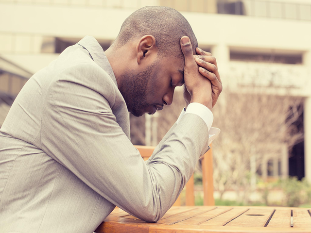 Phần lớn thời gian trong ngày, những người trẻ tuổi phải trải qua cảm giác căng thẳng - Ảnh 1.