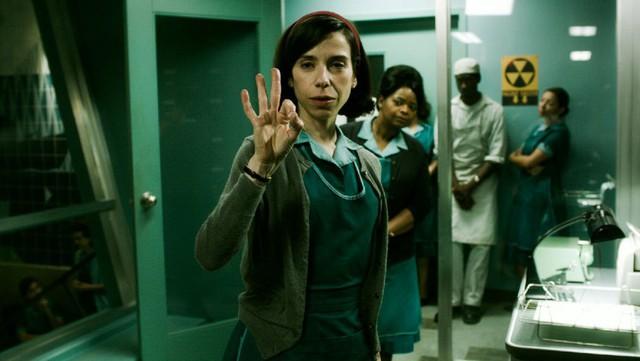 The Shape of Water đại thắng tại Oscar với 4 giải thưởng, ẵm cả hạng mục Đạo diễn và Phim truyện xuất sắc - Ảnh 1.