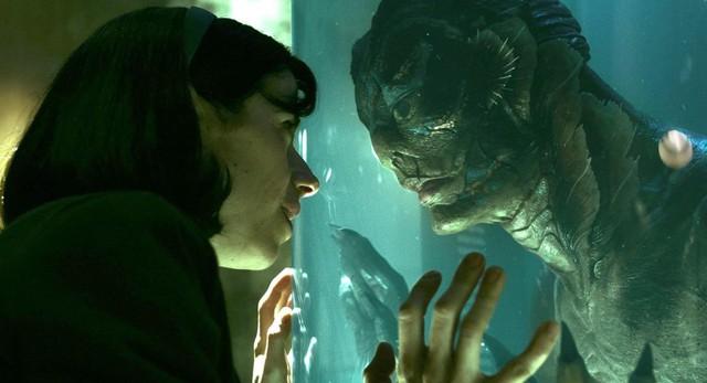The Shape of Water đại thắng tại Oscar với 4 giải thưởng, ẵm cả hạng mục Đạo diễn và Phim truyện xuất sắc - Ảnh 2.