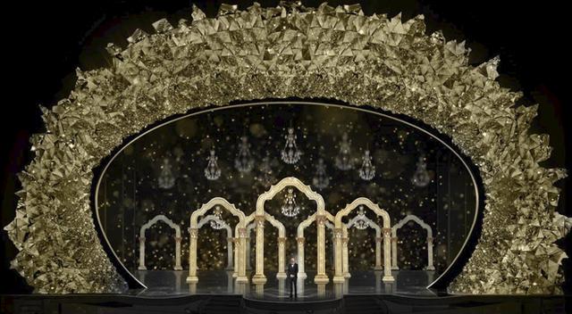 Bí mật sân khấu Oscar 2018: 45 triệu viên pha lê Swarovski đắt đỏ tạo nên màn tiệc mê hoặc - Ảnh 4.