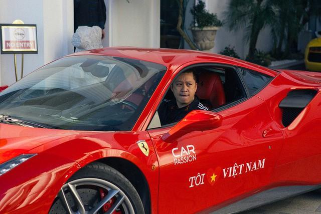 Ca sĩ Tuấn Hưng trải lòng về siêu bò, siêu ngựa tại hành trình Car & Passion 2018 - Ảnh 6.