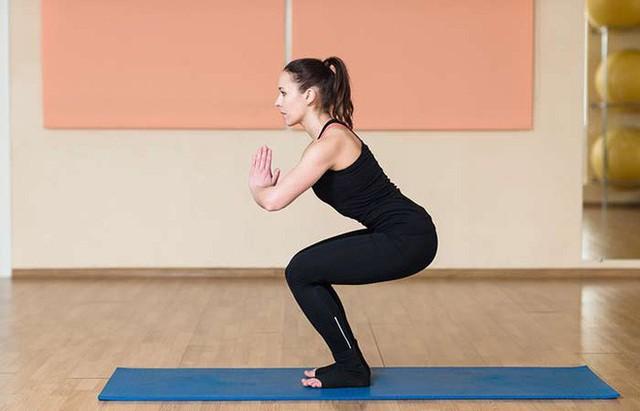 7 tư thế power yoga dành cho những người phải làm việc với cường độ cao - Ảnh 8.